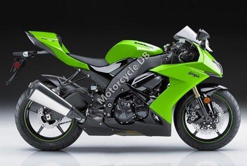 Kawasaki Ninja ZX -14 Supersport 2011 10325