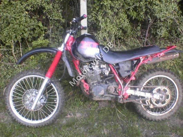 Yamaha XT 350 1988 8181