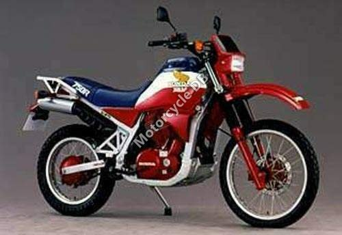Honda XLV 750 R 1985 10047