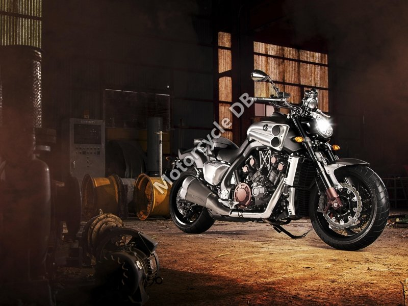 Yamaha VMAX 2014 26533