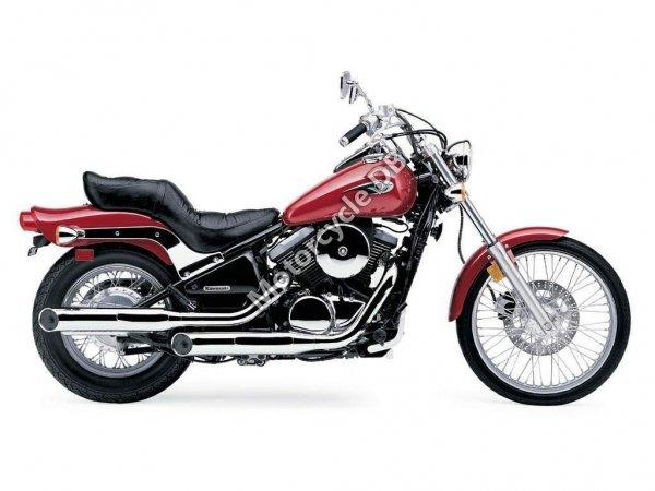Kawasaki VN 800 Vulcan 2001 3934