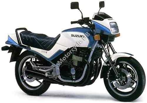 Suzuki GSX 550 EU 1987 18065