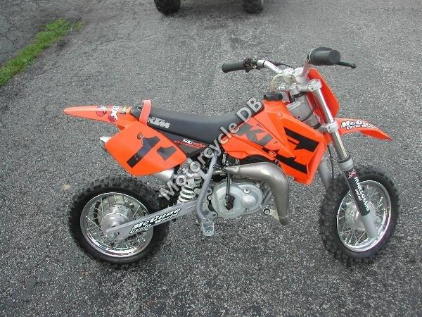 KTM 50 Mini Adventure 2004 12083