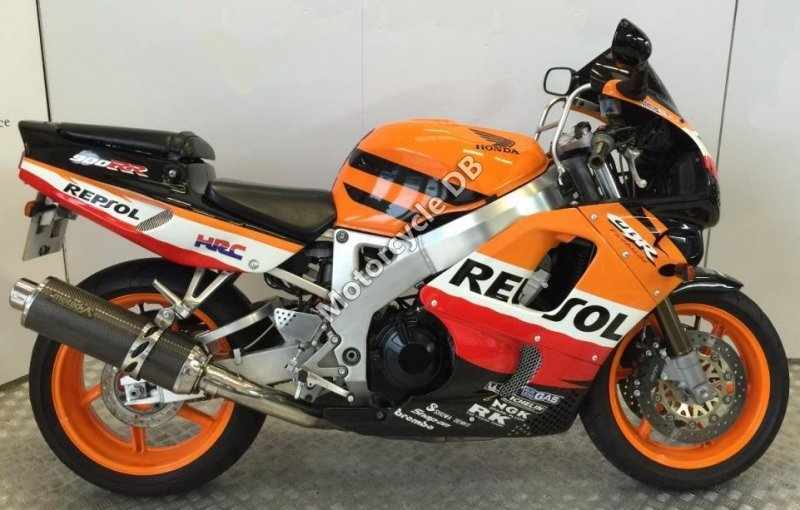 Honda CBR 900 RR Fireblade 2001 30483