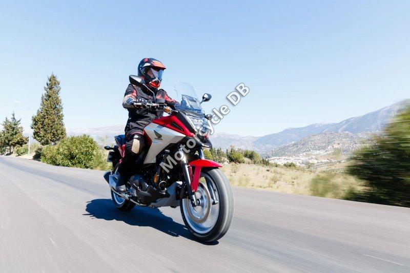 Honda NC750X 2016 30272