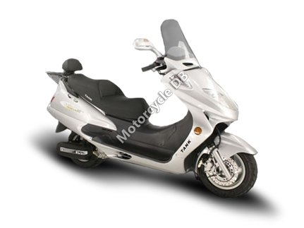 Tank Sports Touring 150 Special 2007 19135