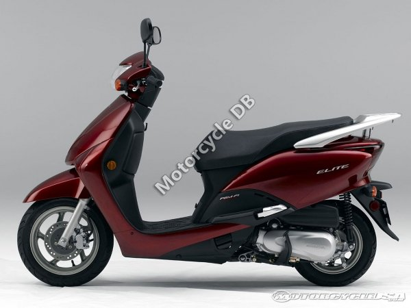 Honda Elite 2012 22291
