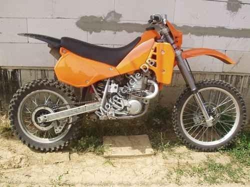 KTM Enduro 600 LC 4 1987 10118