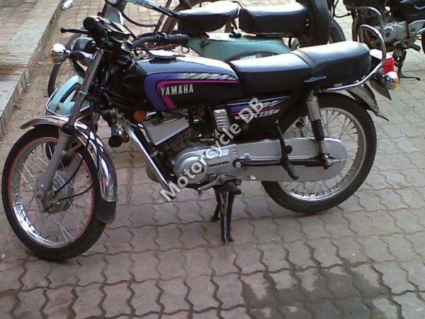 Yamaha RX135 1987 18606