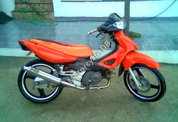 Kymco Spike 2007 11347