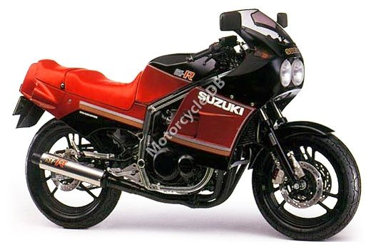 Suzuki GSX-R 400 1984 20419