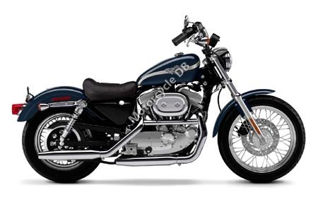 Harley-Davidson XLH Sportster 883 Hugger 2003 9355