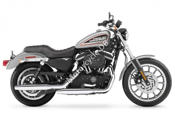 Harley-Davidson  XL883R  Sportster R 2007 17383