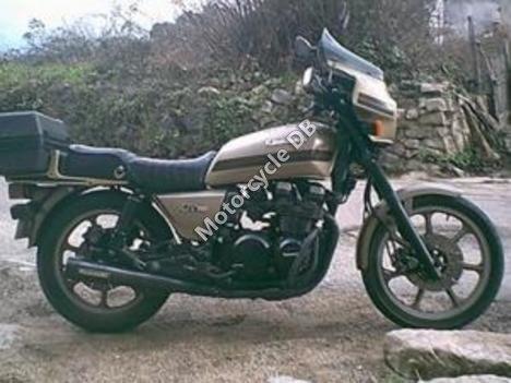 Kawasaki Z 750 GT 1988 12843