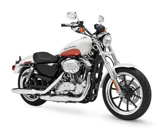 Harley-Davidson XL 883L Sportster 883 SuperLow 2011 6088