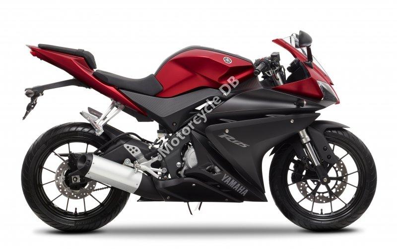 Yamaha YZF-R125 2016 25579