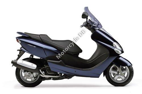 Yamaha Majesty 125 2007 6517