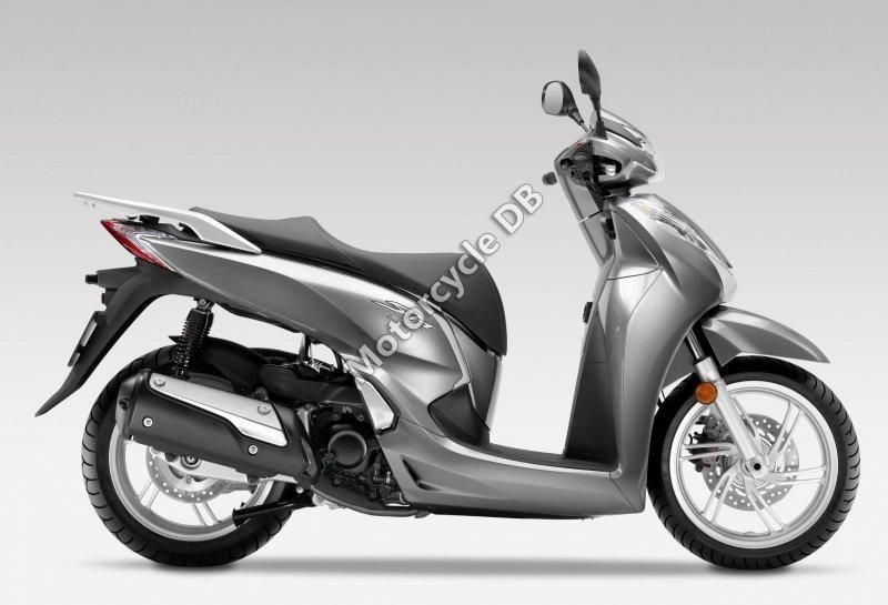 Honda SH300i 2017 30432