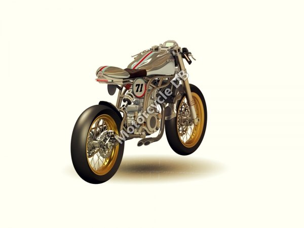 CCM Spitfire Cafe Racer - 2018 Specifications, Pictures