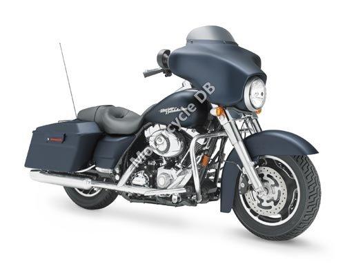 Harley-Davidson FLHX Street Glide 2008 2504