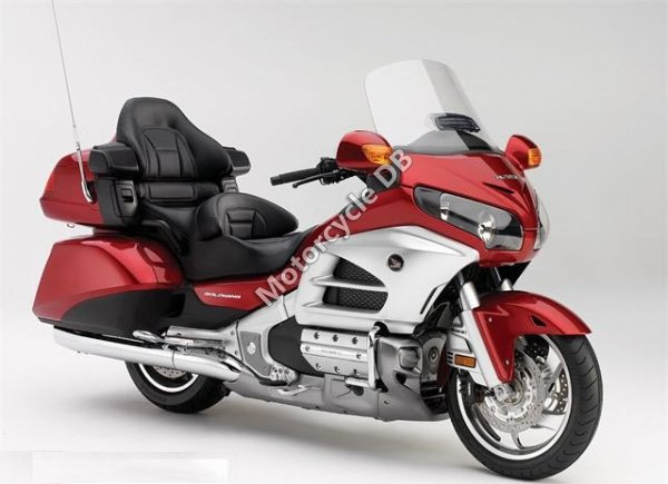 Honda Gold Wing Audio Comfort 2012 22693