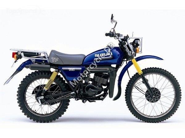 Suzuki TF 125 2014 23673