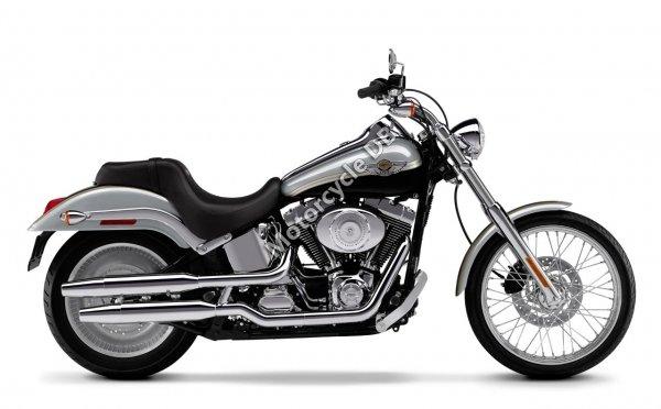 Harley-Davidson FXSTDI Softail Deuce 2003 7342