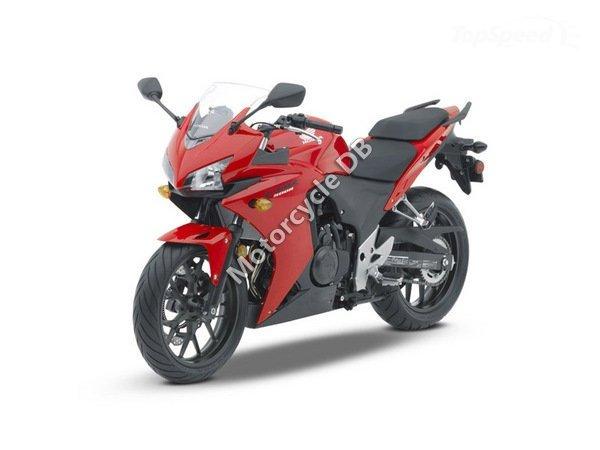 Honda CBR500R 2014 23621