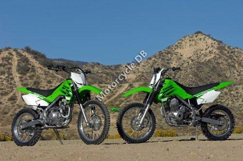 Kawasaki KLX140L 2008 2679
