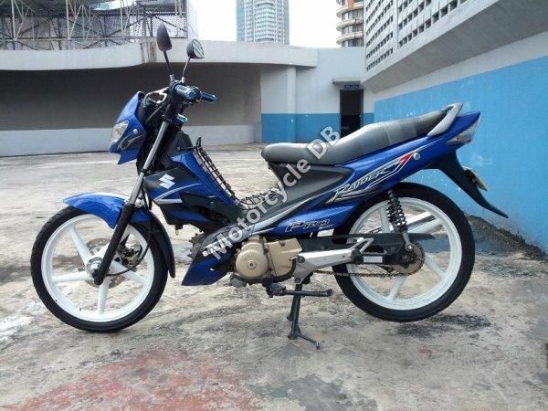 Suzuki Raider J Pro 110 2013 24634