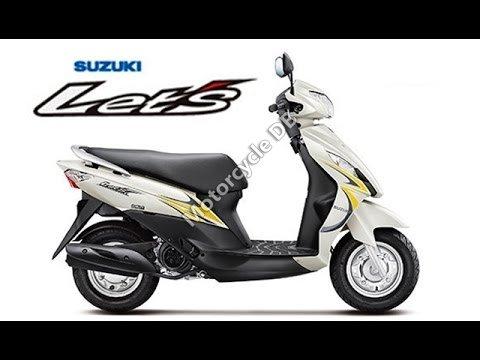 Suzuki Lets 2018 24090