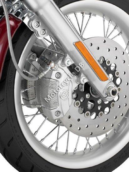 Harley-Davidson VRSCAW V-Rod 2009 3161