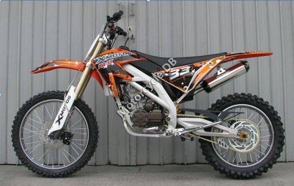 Xmotos XTR250W 2011 21906