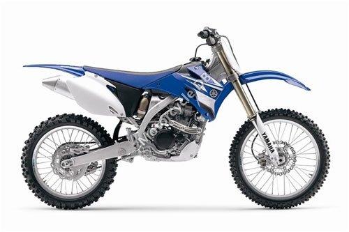 Yamaha YZ250F 2008 5589