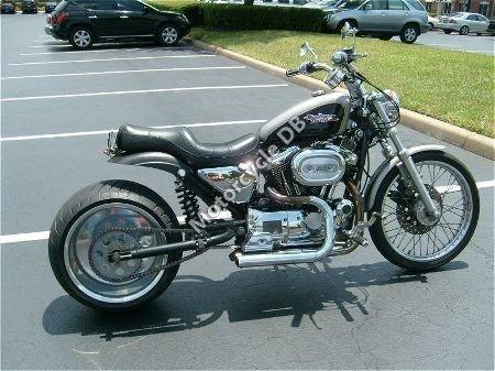 Harley-Davidson Sportster 1200 Custom 1997 8203