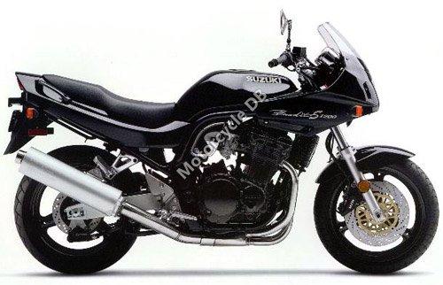 Suzuki GSF 1200 S Bandit 1996 16242