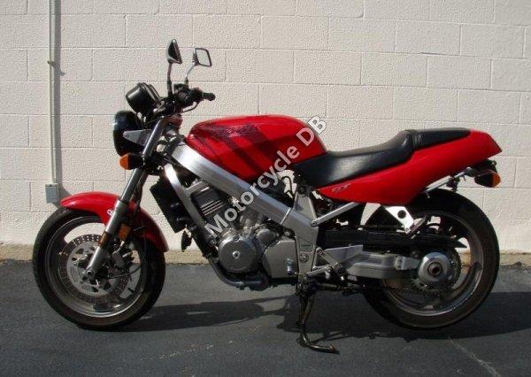 Honda NT 650 Hawk GT 1990 10963