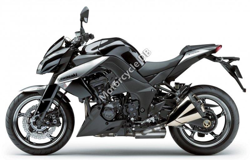 Kawasaki Z1000 2012 28919