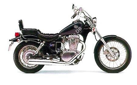 Suzuki LS 650 Savage 1991 10416
