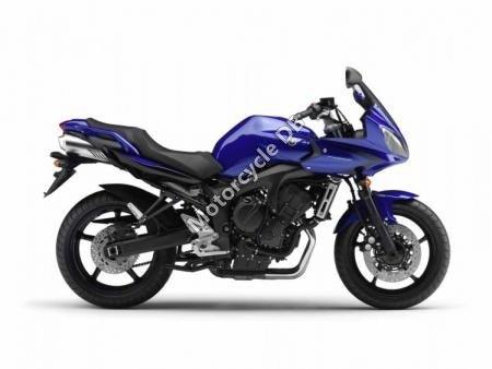Yamaha FZ6 S2 ABS 2007 12463