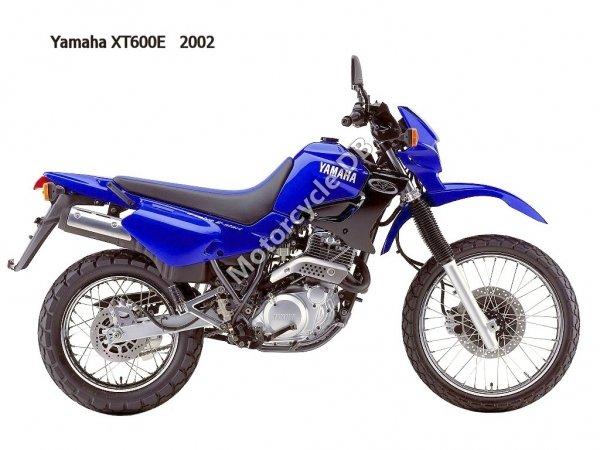 Yamaha XT 600 E 2002 6946