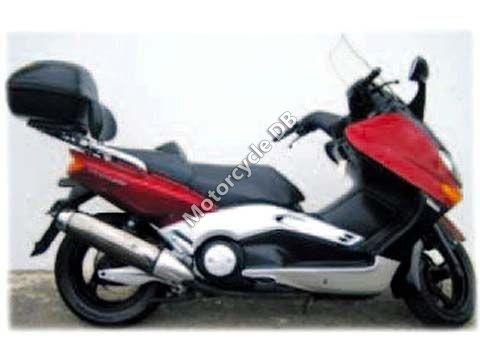 Yamaha TMax 500 (2002)
