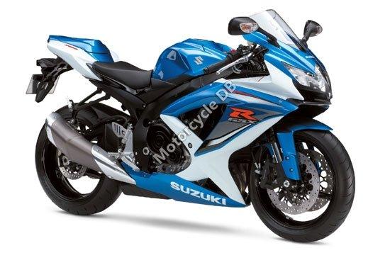 Suzuki GSX-R750 2009 3664