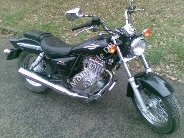 Suzuki Marauder 125 2012 22103