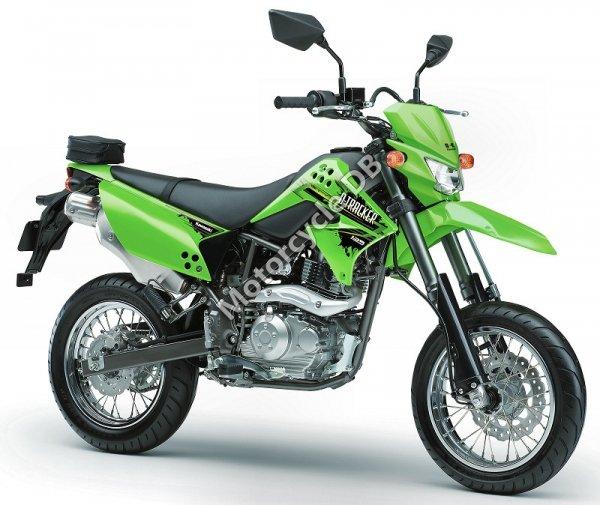 Kawasaki D-Tracker 125 2013 22848
