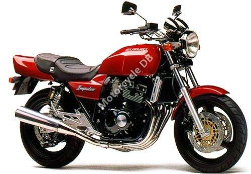 Suzuki Impulse 400 2008 14496
