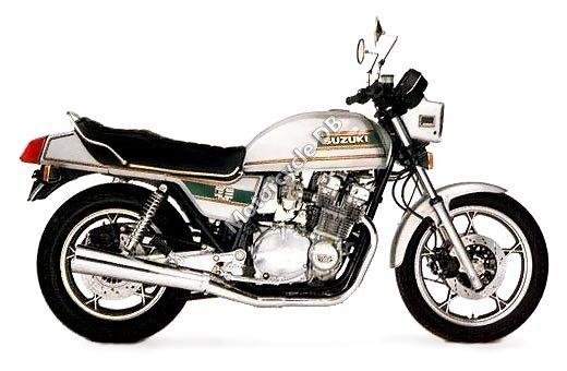 Suzuki GSX 1100 L 1981 16618