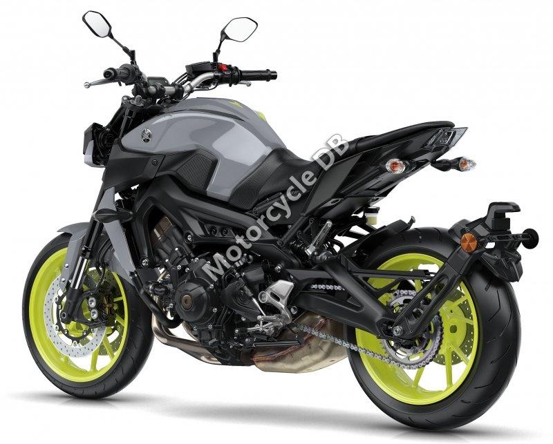 Yamaha MT-09 2017 26055