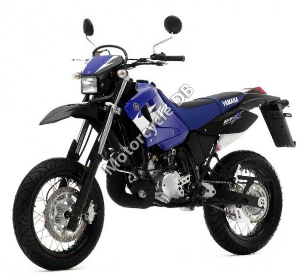 Yamaha DT 125 X 2006 9485