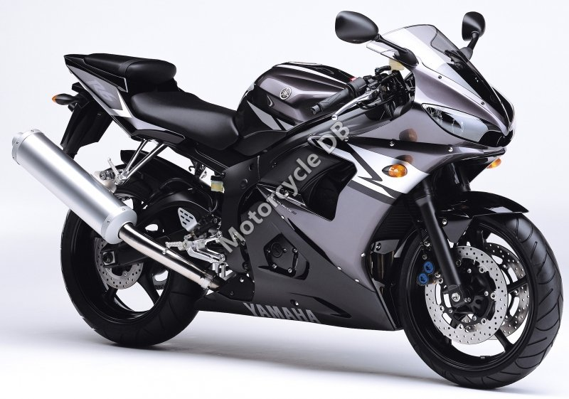 Yamaha YZF-R6 2004 25650